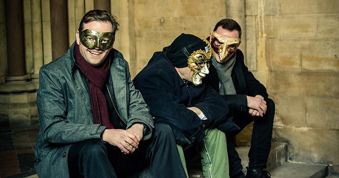 Phil Robson trio